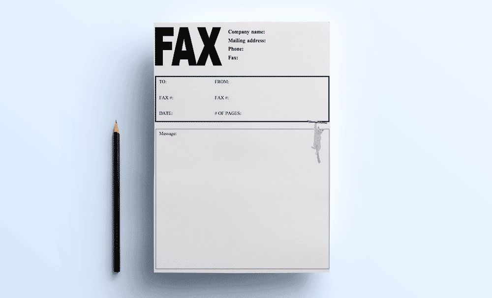 Fax Cover Sheet Templates - Templates.vip