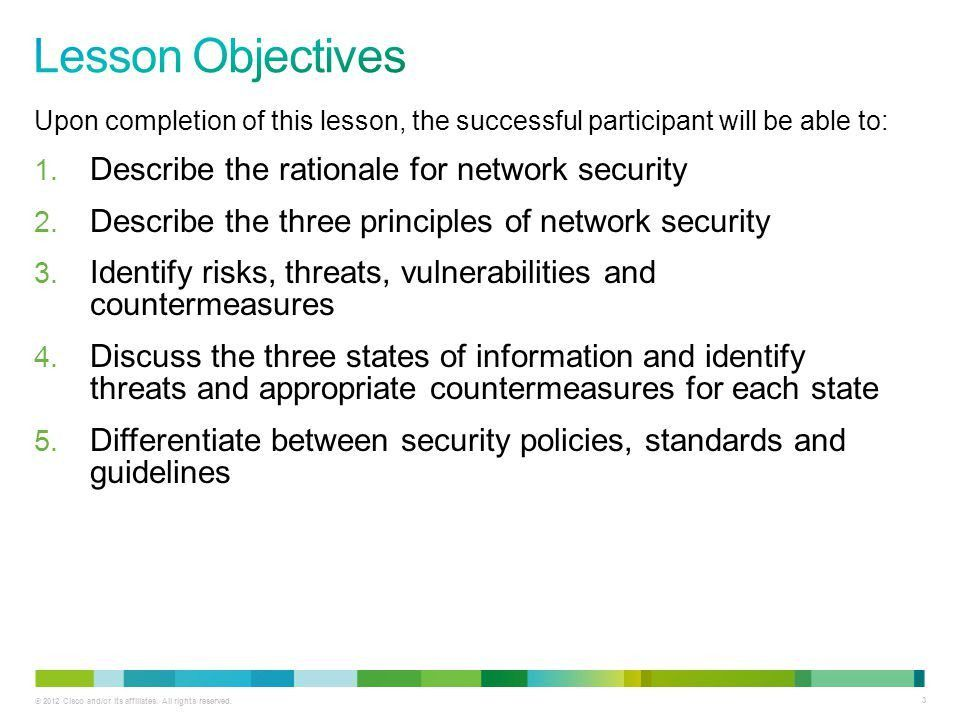 Chapter One Modern Network Security Threats - ppt download