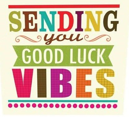Good Luck | Students, Cards and Motivation