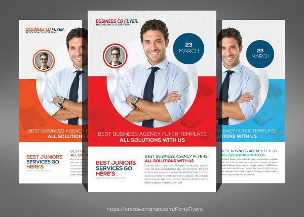9+ Job Fair Flyers - Free Sample, Example, Format Download | Free ...
