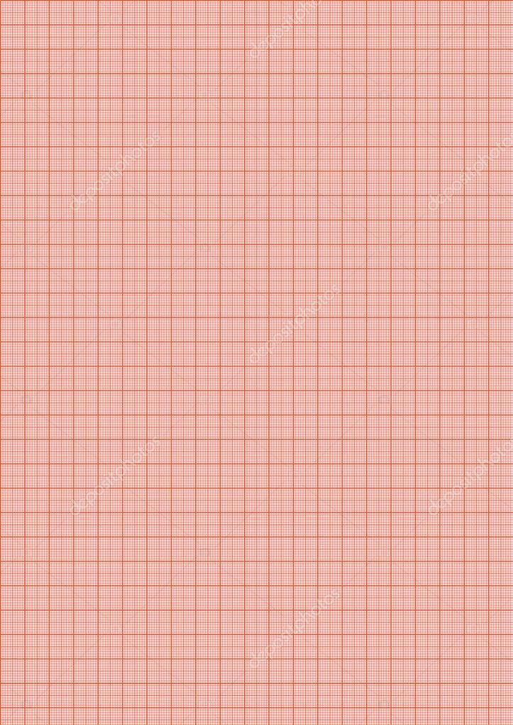 Sheet of graph paper — Stock Vector © unkreatives #5272944