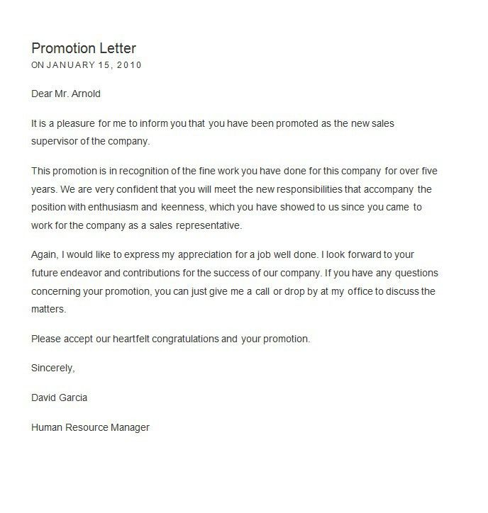 download promotion cover letter sample haadyaooverbayresortcom - Promotion Cover Letter Sample