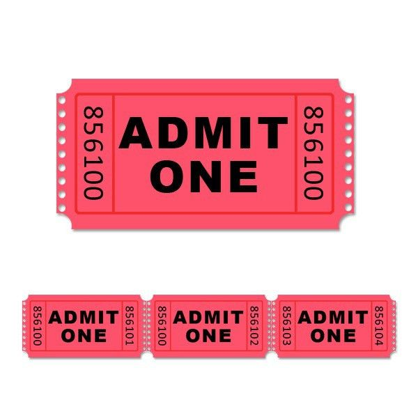 Create a ticket template free
