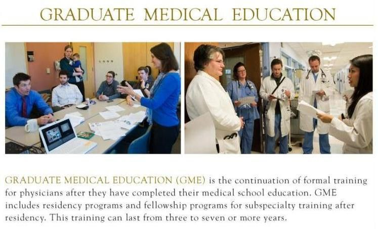 Graduate Medical Education (GME) | UW Medicine