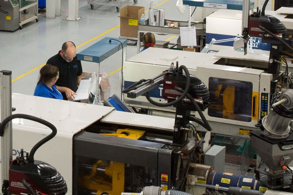 Lead Operator, Plastic injection molding, Jobs, Job openings ...