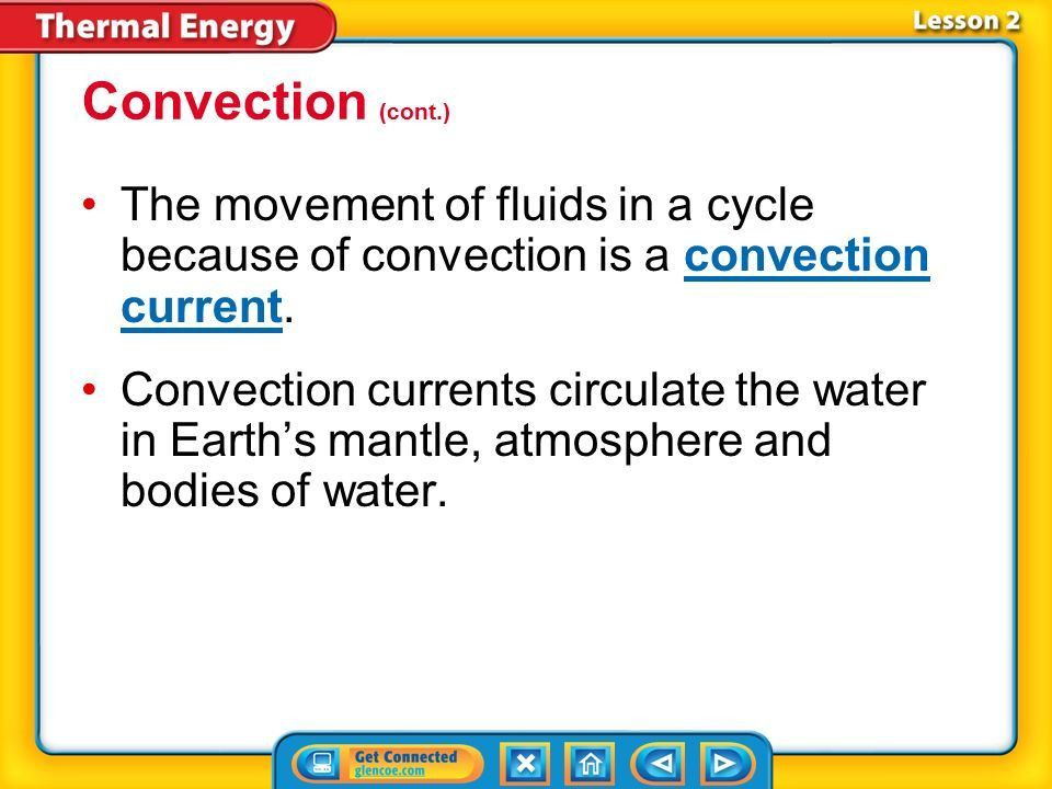 Chapter Menu Chapter Introduction Lesson 1Lesson 1Thermal Energy ...