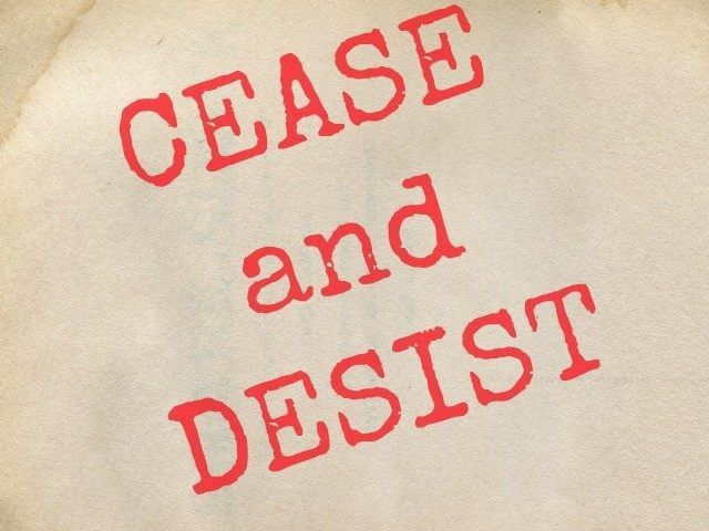 Cease And Desist Form | Jobs.billybullock.us