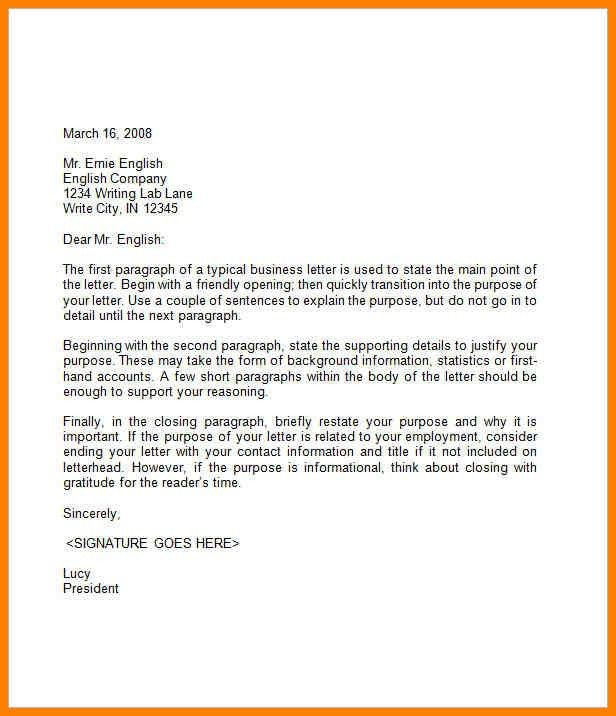 Professional Business Letters. Professional Business Thank You 43+ ...