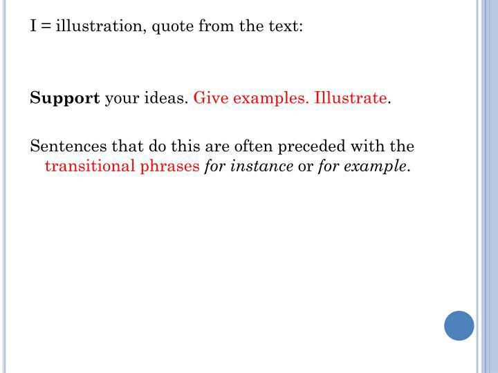 PPT - Literary Analysis Using the TRIAC Paragraph PowerPoint ...