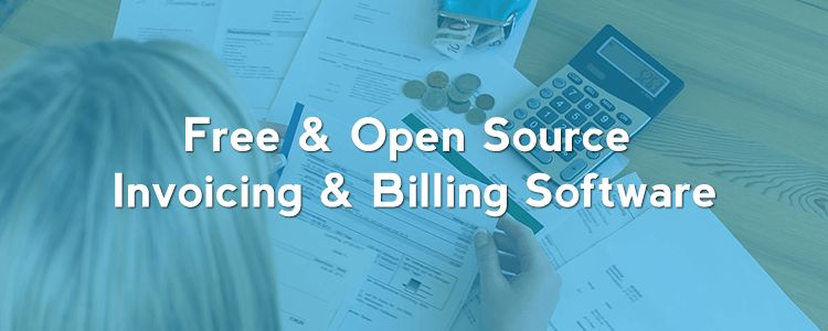 Free and Open Source Invoicing Software and Billing Software