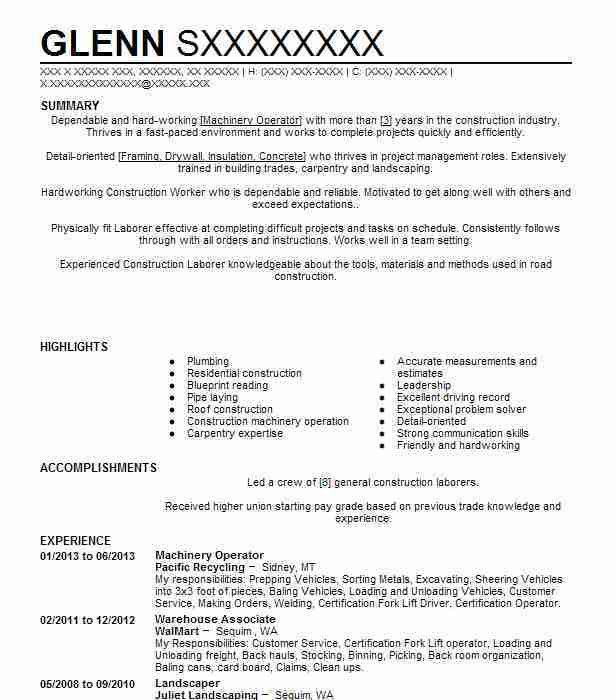 Best Warehouse Associate Resume Example | LiveCareer