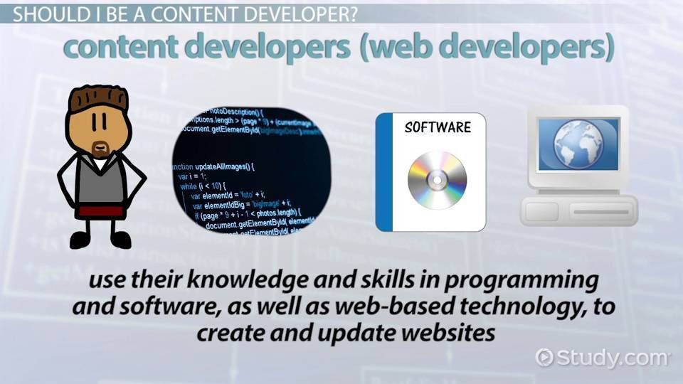 Become a Content Developer: Step-by-Step Career Guide
