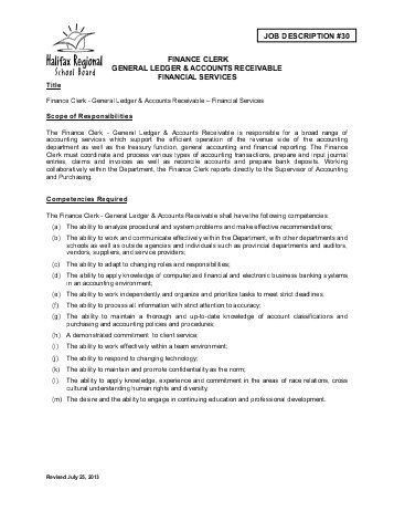 Bookkeeper Job Description. Bookkeeper Position Job Opportunities ...
