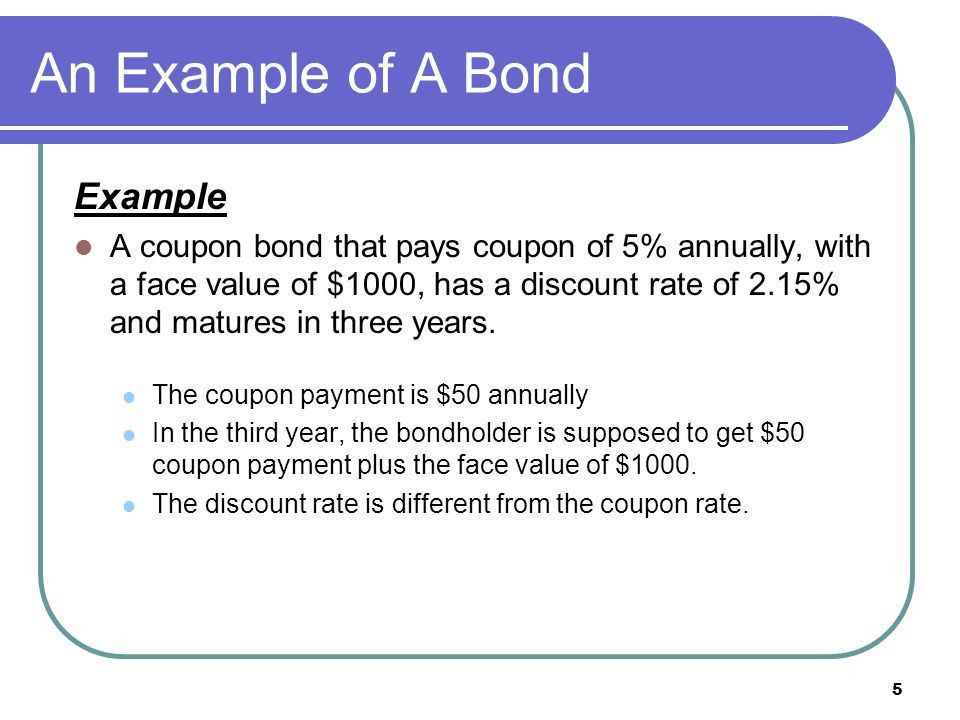 The Application of the Present Value Concept - ppt download