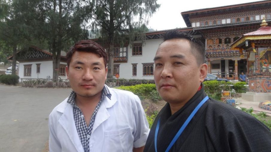 Bhutan's Solution to Eye Care   Pulitzer Center