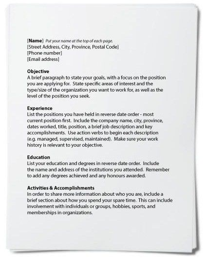sample winning resumes best resume examples for your job search ...