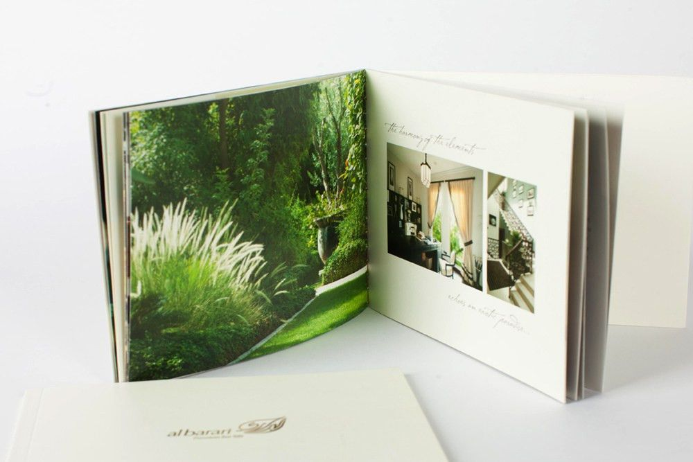 Luxury Real Estate Marketing Brochures | ThinkPenny