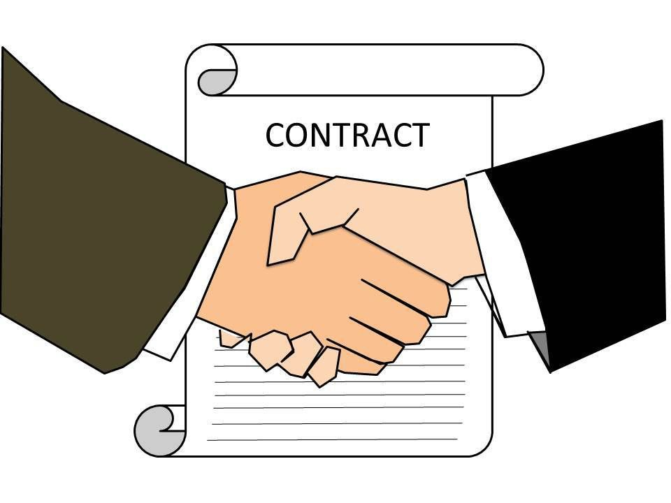 We'd Like to Offer You a Contract…