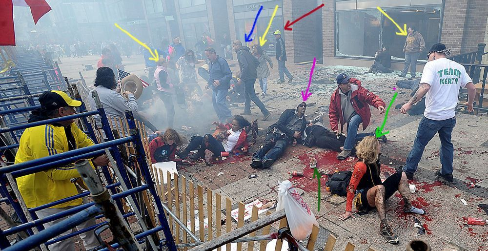 Special Report on the Boston Marathon Bombings: Part XIV | The ...