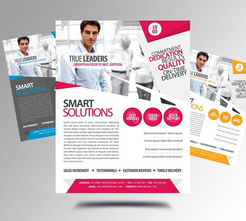 business flyer - Pesquisa Google | flyer para divulgação | Pinterest