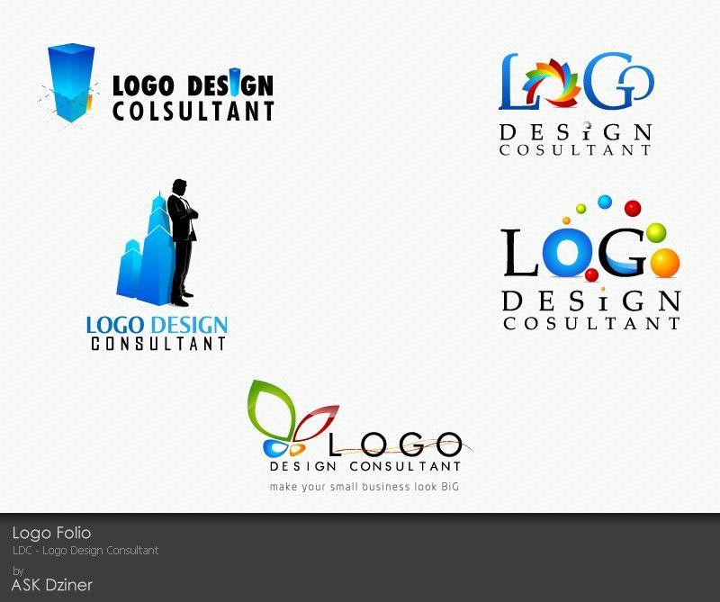 Logo - Logo Design Consultant by askdzinr on DeviantArt