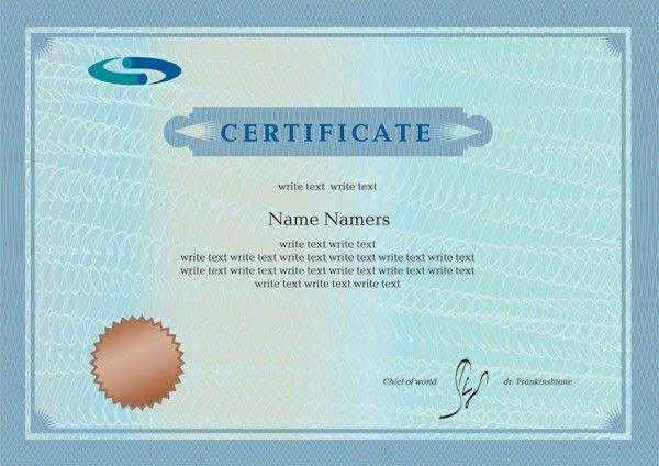 Certificate design templates free vector download (12,884 Free ...