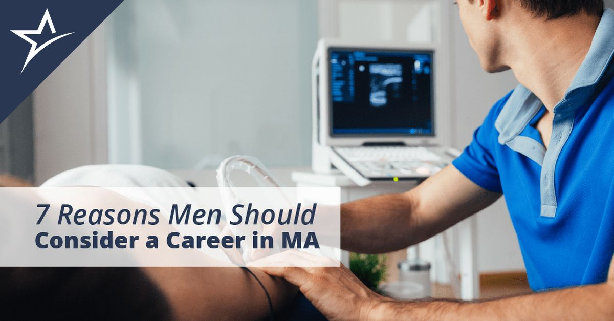 Why Men Should Become MAs