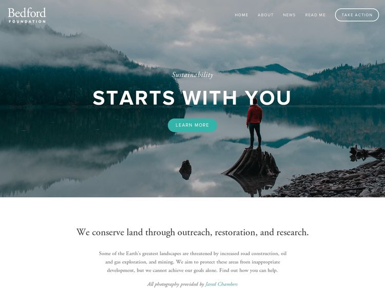 squarespace template - I like this template, I think it's simple ...