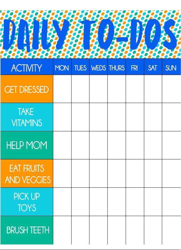 The 25+ best Toddler sticker chart ideas on Pinterest   Toddler ...
