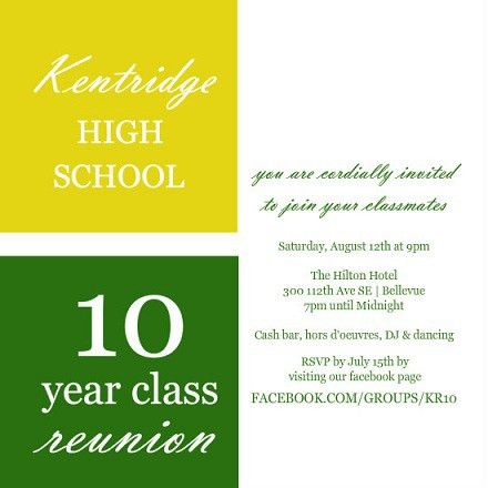 Class reunion Archives - Reunion Party Ideas & Reunion Wording Ideas