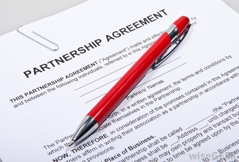 Legal Contracts a Partnership Should Have - Antiochdev