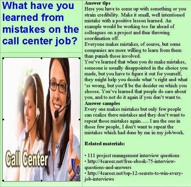 15 best Customer service advisor interview questions images on ...
