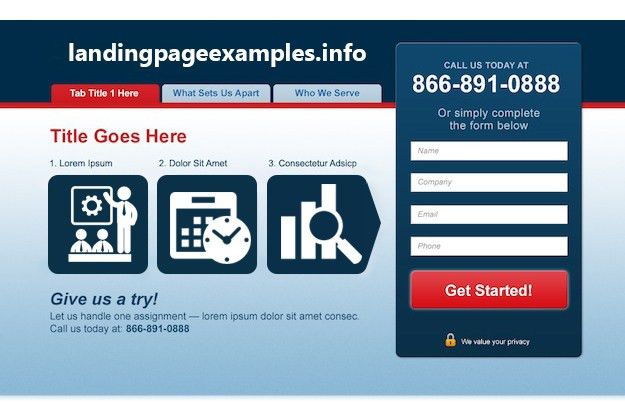 Affiliate Landing Page Templates   WP Service