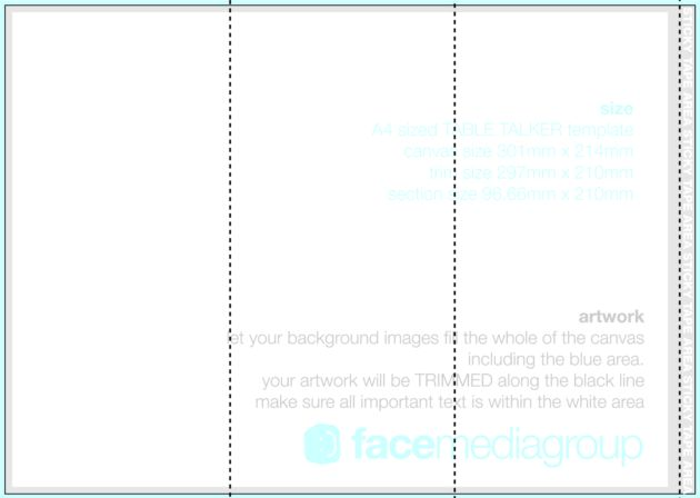 Other Templates: Blank Histogram Template. Blank Tri Fold Brochure ...