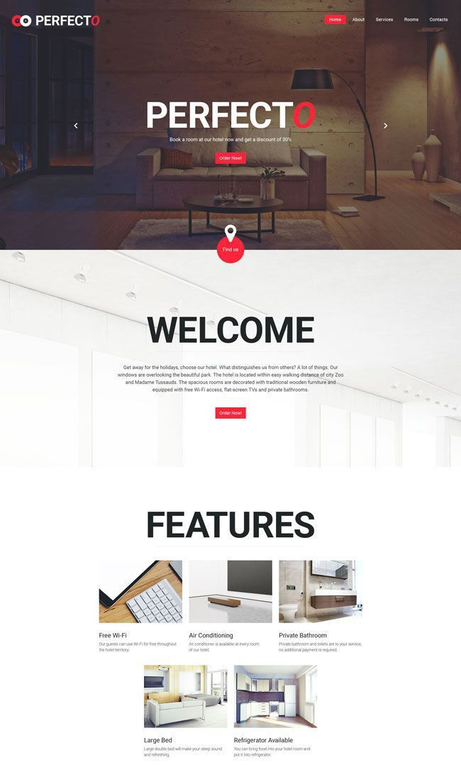 22 best Best Free Responsive HTML5 CSS3 Website Templates images ...