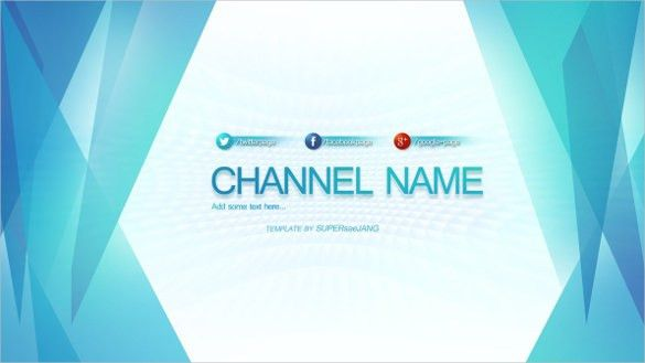 11+ Free Youtube Banner Templates – Free Sample, Example, Format ...