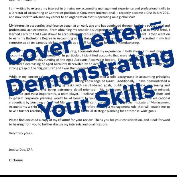 Crafting a Creative Cover Letter - The Writing Guru