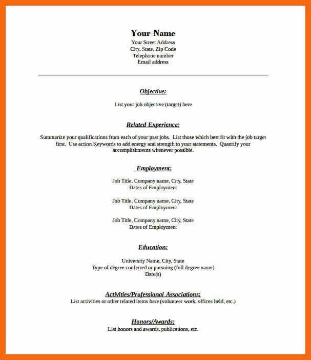 7+ resume templates pdf | credit letter sample