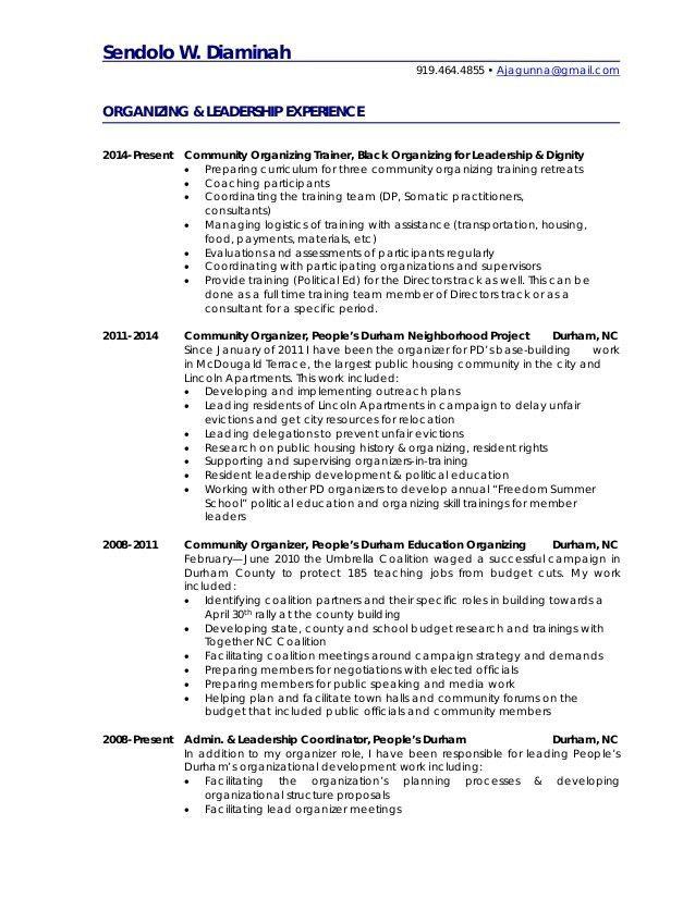 Sendolo Diaminah 2014 PA-PAC Questionnaire