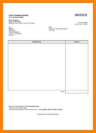 7+ service bill format in word | hvac resumed