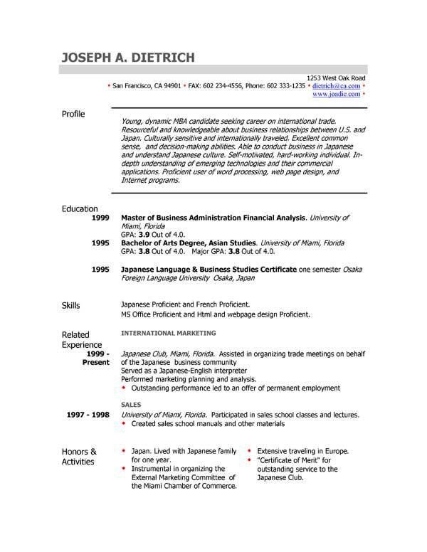 example resume uk cv examples uk and international by bradley cvs