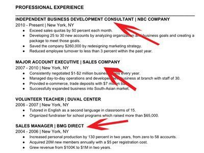Charming Idea How To Make A Perfect Resume 7 FreshFaces How Write ...