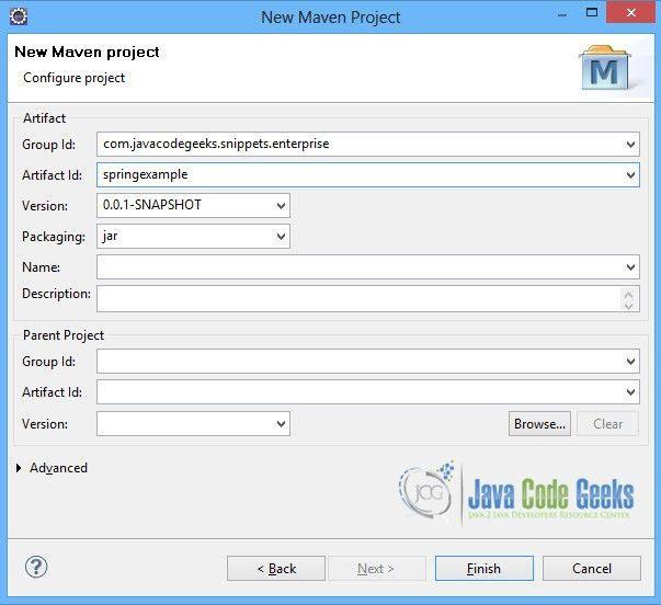 Spring AOP Example   Examples Java Code Geeks - 2017