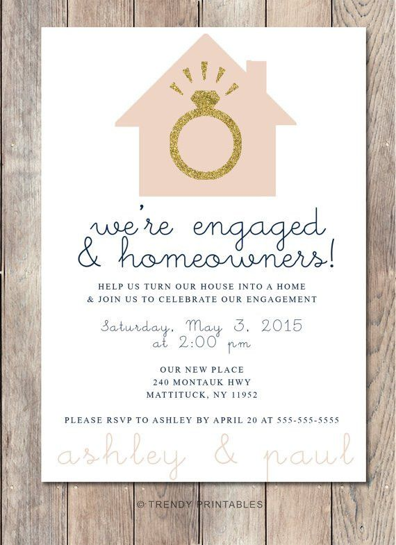 https://www.etsy.com/listing/219258090/engagement-party-invitation ...