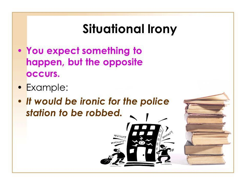 3 Types of Irony. - ppt download