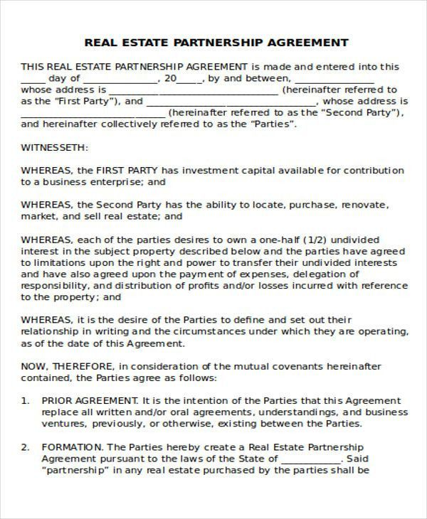 36+ Agreement Templates in Word | Free & Premium Templates