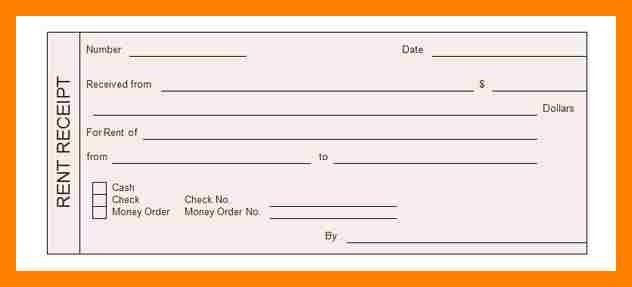 7+ sample rent receipt   producer resume