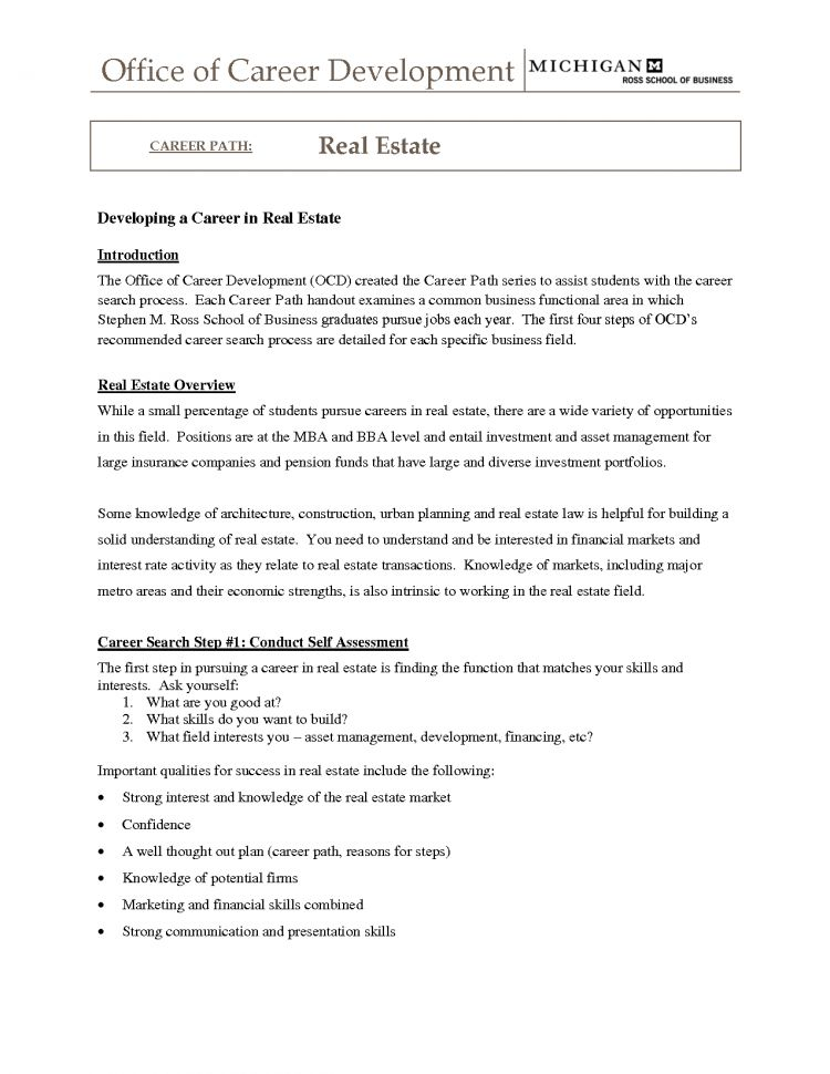 click here to download this licensed realtor resume template ...