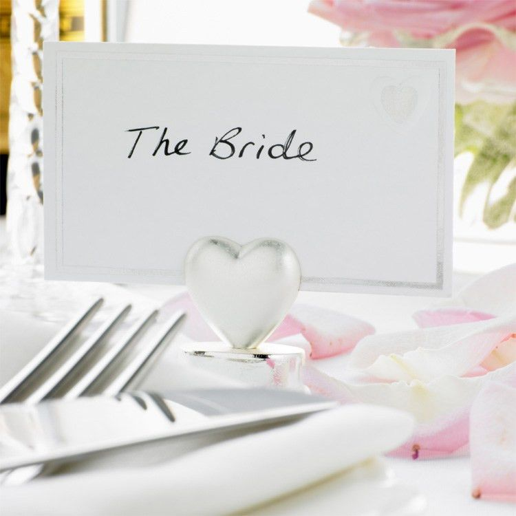 Printable Place Cards - How To Print Your Own Wedding Place Cards