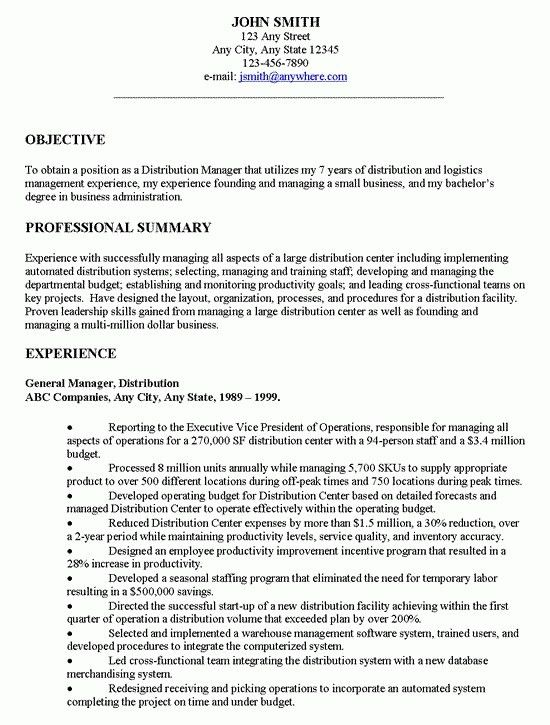 college resume objective resume objective tips entry level ...